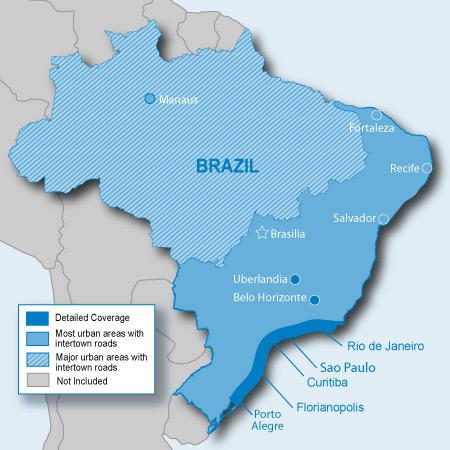 city navigator brazil nt 2013.30